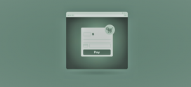 Fast and simple integration to the widget-based online payment form SecurePay